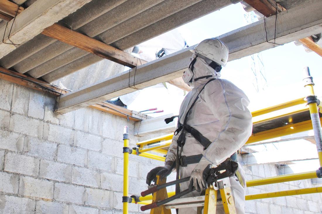 Foto von Asbestsanierung – Dienstleistung Asbestsanierung Sommer AG