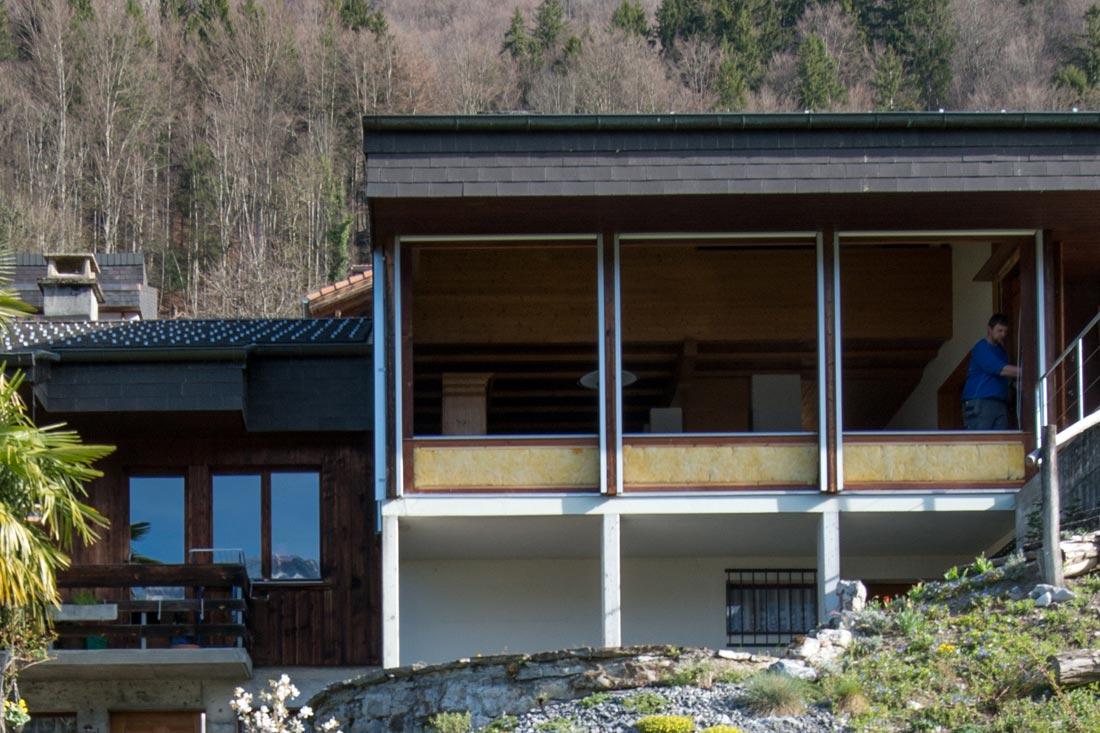 Foto von Fenstermontage – Dienstleistung Fenstermontage Sommer AG