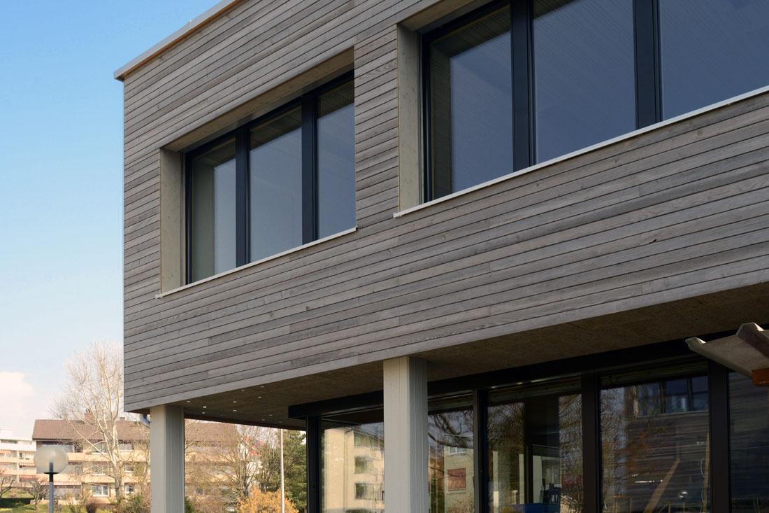 Foto von Holz-Aluminium-Fenster – Produkt Fenster Sommer AG