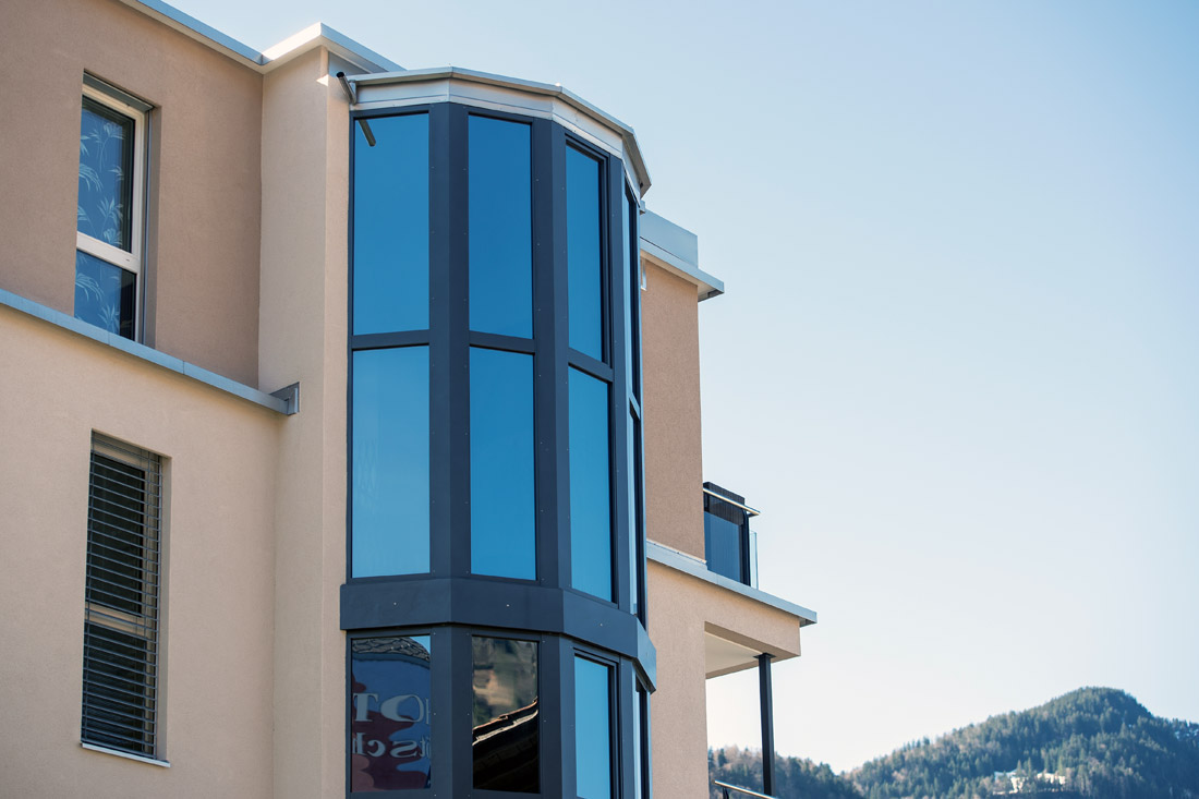 Foto von Kunststoff-Aluminium-Fenster – Produkt Fenster Sommer AG