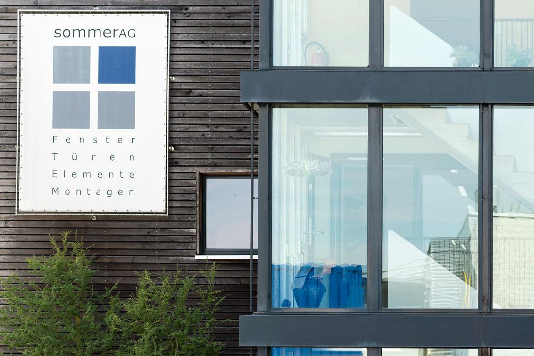Foto von Gebäudefront der Firma – Sommer AG