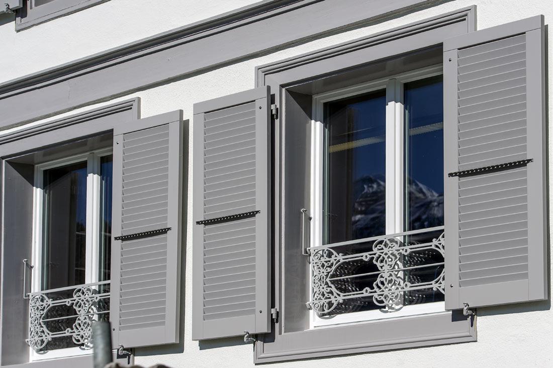 Foto von Fenster – Produkt Fenster Sommer AG
